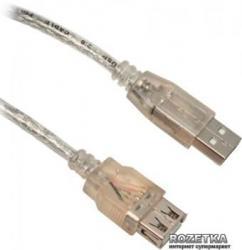 Кабель USB A male — USB A female (удлинитель USB) в Бишкек