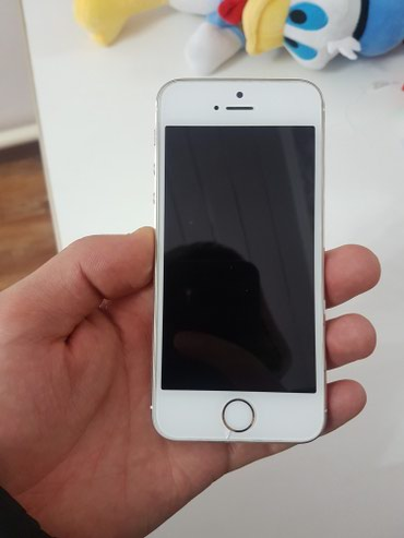 Продаю iPhone 5s, gold, 16gb в Бишкек