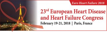 (Euro Heart Failure 2018) to be held at Paris, France during February в Central Greece