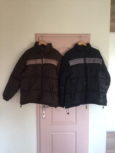 Zimska jakna iguana - Srbija: Nova muska jakna vel.52-54 prava zimska, topla debela a lagana