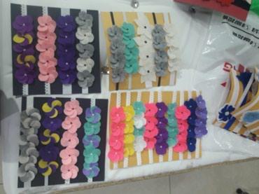 Продаю повязки ручной работы.оочень краствые в Бишкек