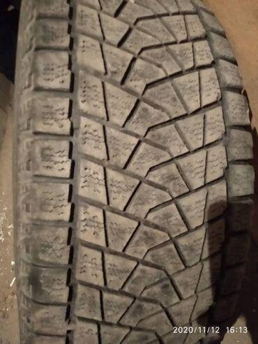 """мир шин бишкек в Кыргызстан: Зимние шины """"Bridgestone"""": 265/65/17. На 60% новые. В количестве 4"""