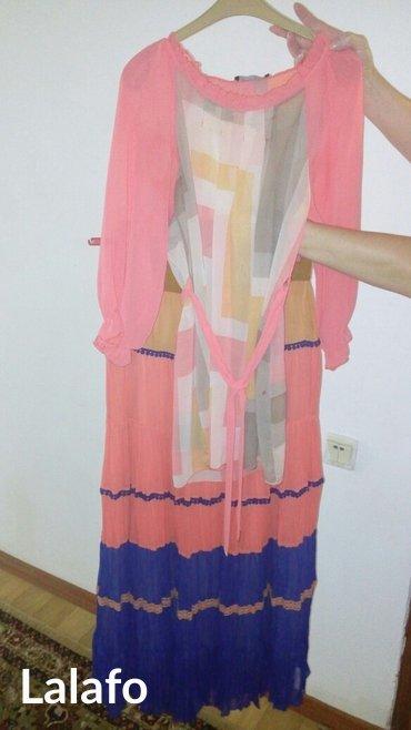 юбка в паетках в Кыргызстан: Кофта и юбка, шифон. Производво Турция. Размер 40 42, юбка на резинке