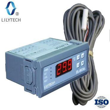 Аквариумы - Кыргызстан: Терморегулятор ZL-803A, для аквариумных рыб   Режим работы: охлаждени