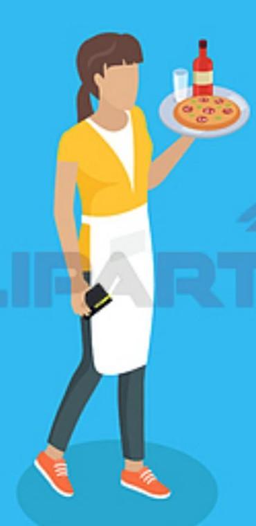 Требуются официанты, можно без опыта работы, старше 20 лет. в Бишкек