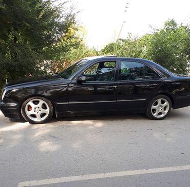 авангард билдинг в Кыргызстан: Mercedes-Benz E 320 3.2 л. 2000   164885 км
