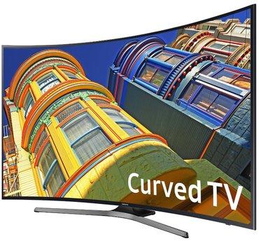 Bakı şəhərində Samsung ultra clean 40 (102 ) led smart curved 6550 (eyri ekrandir )