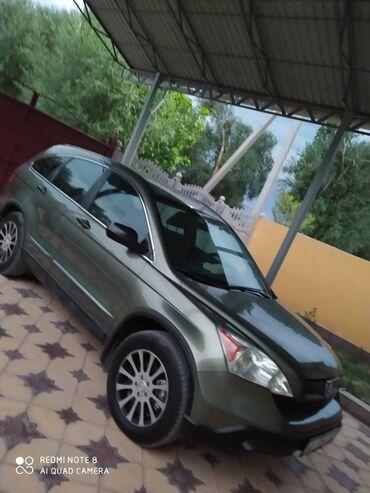 Транспорт - Таджикистан: Honda CR-V 2.4 л. 2008 | 103700 км