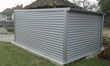 Garaze - Montažne garaže modernog dizajna i vrhunskog kvaliteta ! - Kragujevac