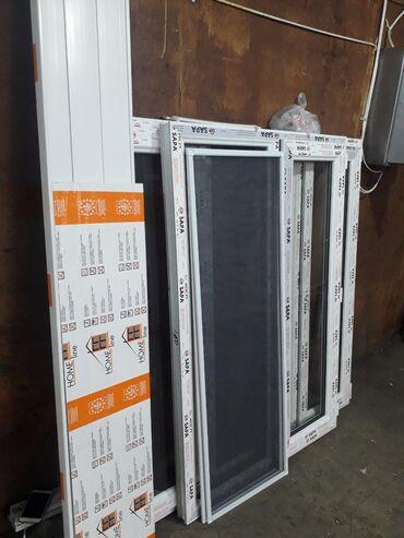 Пластиковые окно и двери на заказ