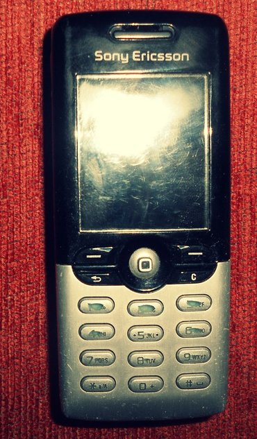 Sony Ericsson | Srbija: Sony ericsson t610extra telefon starije generacije, ispravan