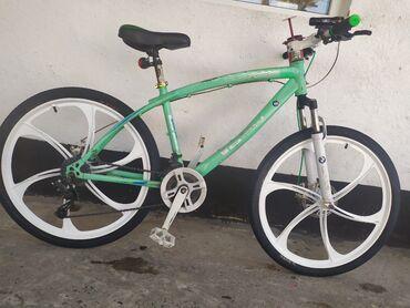 Продаю велосипед BMW.Цена 10 500.Все работает кроме переключателей