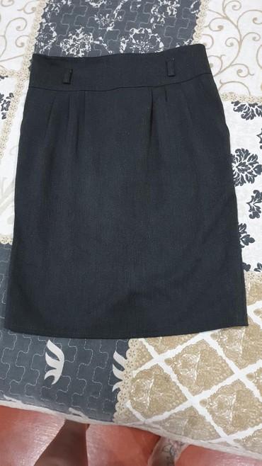 Продаётся юбка школьная б/у в хорошем в Бишкек