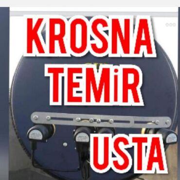 peyk - Azərbaycan: Krosna kredit peyk antenna kreditQurasdirilmasiKanallarin yigilmasiNet