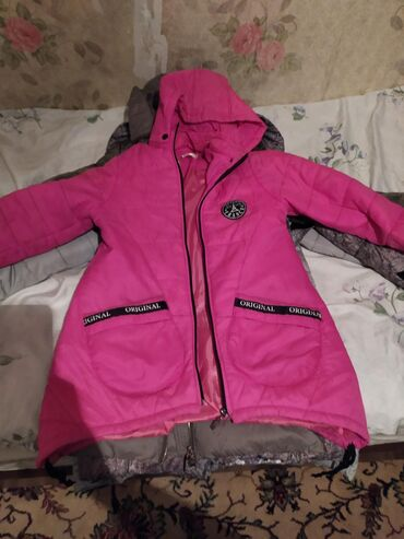 4 куртки за 1000с 3куртки зимние 1осенне весенний еще одна куртка за