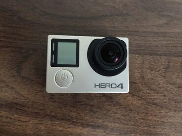 sony-a7-iii-бишкек в Кыргызстан: Продаю GoPro Hero 4 silver  9 из 10  В комплекте: зарядка крепления