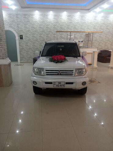 pajero io - Azərbaycan: Mitsubishi Pajero Mini 1.8 l. 1999   300000 km