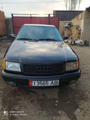 Audi S4 2 л. 1991   1111 км