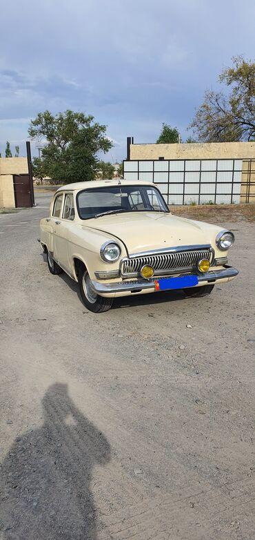 1433 объявлений: ГАЗ 21 Volga 2.8 л. 1961