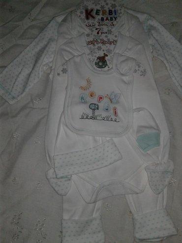 комплекты на новорожденных. доставка имеется. до гума бесплатно. пишем в Бишкек - фото 4