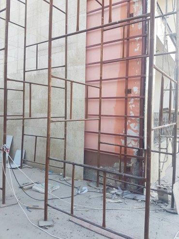 сдаю строительные леса для фасад домов или дачах или продаю. в Душанбе