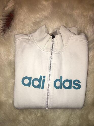 Adidas zenske - Srbija: Adidas original zenski duks pamuk, kvalitet i udobnost. Nov