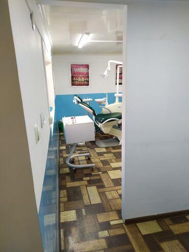 Медтовары - Ош: Даяр кабинет сатылат: стоматологическое кресло, 7штук лоток с полными