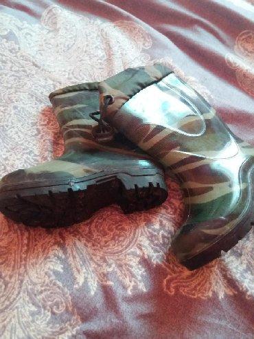 размер не подошел в Кыргызстан: Детские резиновые сапоги .Размер не подошел .1-2 года .Размер 24