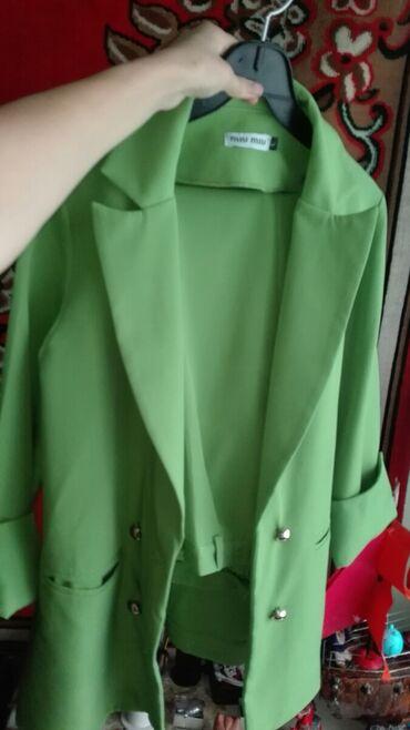 Личные вещи - Михайловка: Срочно продаю почти новый костюм в идеальном состоянии, надевала всего