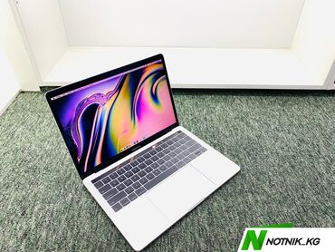 Macbook pro(touchbar)-модель-a2159-процессор-core i5/1.40ghz-4х
