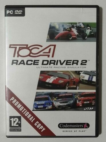 Toca Race Driver 2 for PC