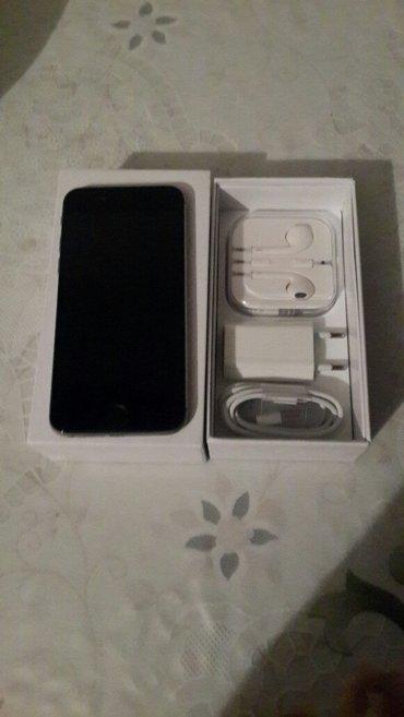 Bakı şəhərində Iphone 6 .  16 GB Space Grey Hediye veribler 2 heftenin telefonudur
