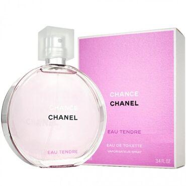 трикотажные платья для полных женщин в Кыргызстан: Парфюм Chanel Chance!!! Женственный запах для женственных женщин!   В