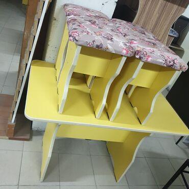 Стол тобуретка 3500сом доставка по городу бесплатно стол 110×65 высота
