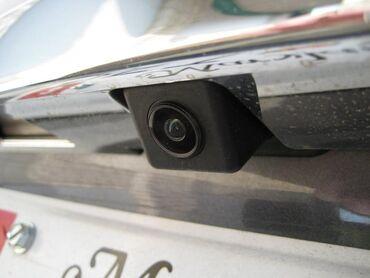 авто-газ-установка в Кыргызстан: Установка камер заднего вида и системы кругового обзора BIRD VIEW 360