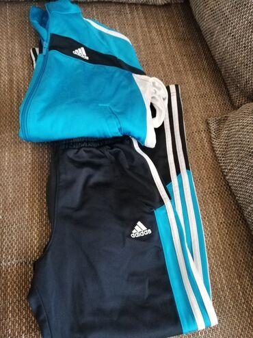 Adidas trenerka gornji deo - Srbija: Original-adidas trenerka - vel. 10 u odličnom stanju