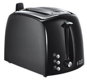 Тостер RUSSELL HOBBS --Тостер, на 2 тоста, механическое управление