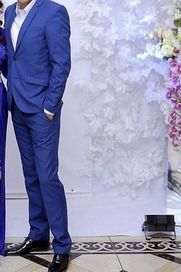 Продаю костюм состояние идеальное. Размер 46-48 в Бишкек