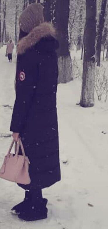 Личные вещи - Талас: Зимнее куртка  Оригинал почти как новый  Адрес: Бишкек ак ордо