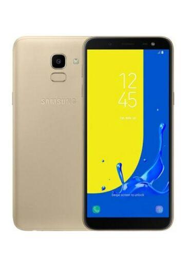 kuryer teleb olunur 2018 - Azərbaycan: İşlənmiş Samsung Galaxy J6 2018 32 GB qızılı