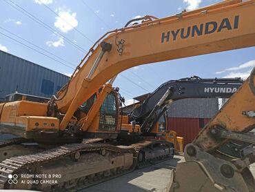 Сдаю в аренду: Спецтехника   Hyundai
