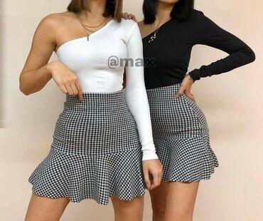 S, M, L 2300 din U komplet idu 2 majice i suknja