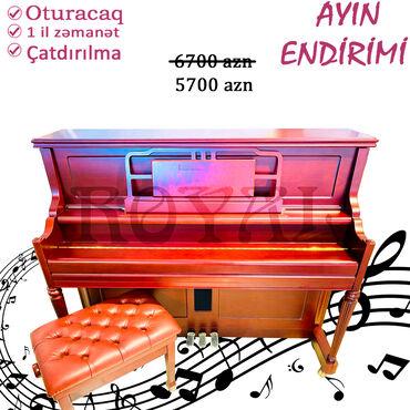 """Piano və fortepianolar - Azərbaycan: S.Ritter royal və pianoları""""Piano Renessans dövrünü"""" yaşayan uzaq"""