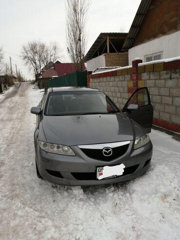белая mazda в Кыргызстан: Mazda 6 1.9 л. 2003   190000 км