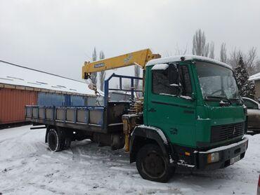 Kamioni, industrijska i poljoprivredna vozila | Srbija: Услуга кран монопуля тор 3 т