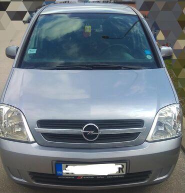 Opel | Srbija: Opel Meriva 1.7 l. 2004 | 183000 km