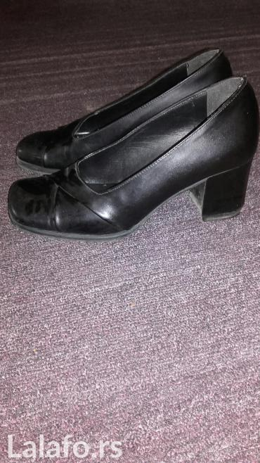 Crne cipele,nosena dva puta, broj 36 - Kraljevo