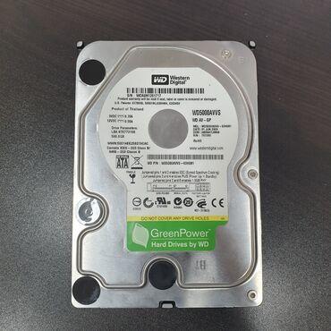 Прокатка дисков бишкек - Кыргызстан: 500gb Western Digital sata2 st500lt?ней в работе100% здоровье100%