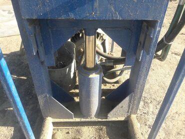 Услуги - Токмок: Станок для кирпичакирпич станок размер стандартного кирпича электрич