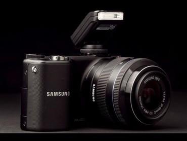 Продаю или Меняю фотоаппарат Samsung NX2000, все в комплекте в отлично